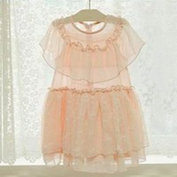 Little Betsy Lace Dress - Dresses