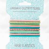Fluro Hair Bands - Urban Outfitters