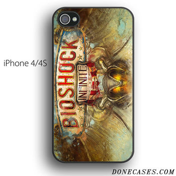 bioshock infinite case for iPhone 4[S]