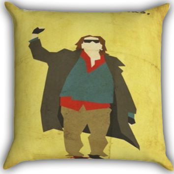 The Breakfast Club Sincerely Yours Zippered Pillows  Covers 16x16, 18x18, 20x20 Inches