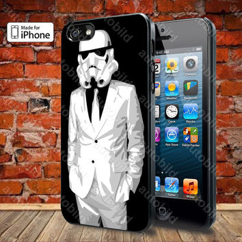 Star Wars Stormtrooper 04 Case For iPhone 5, 5S, 5C, 4, 4S and Samsung Galaxy S3, S4