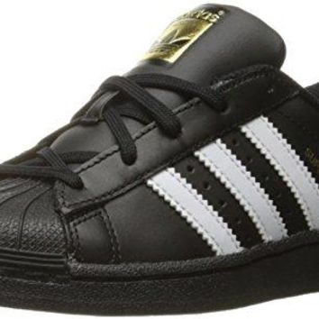 adidas Originals Kids' Superstar Foundation EL C Sneaker  adidas original shoe