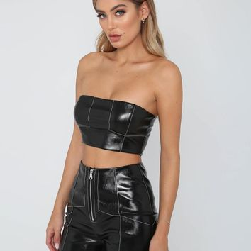 Buy Our Finley Top in Black Online Today! - Tiger Mist