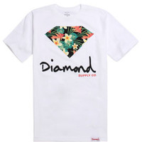 Diamond Supply Co Maui Script Logo T-Shirt at PacSun.com