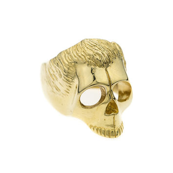 *Mister  Dead Serious Ring - Gold