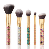 limited-edition treasured tools brush set from tarte cosmetics