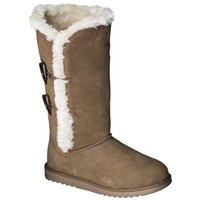 Women's Kallima Suede Shearling Boot