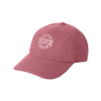 Wool Baseball Hat - PINK - Victoria's Secret