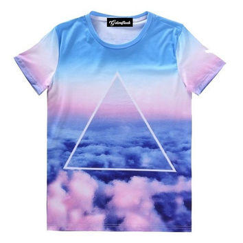 Above the Clouds Tee