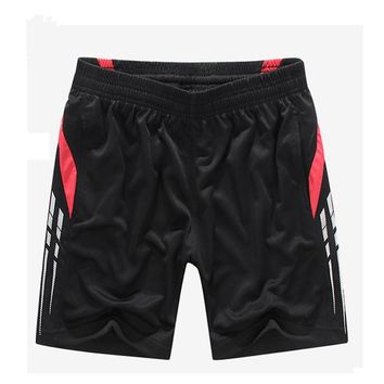 Men women running shorts active hiking beach basketball soccer tennis football sports knit shorts polyester pockets quick dry