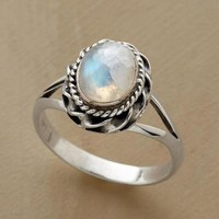 REACH FOR THE MOON RING         -                Gemstone         -                Rings         -                Jewelry         -                Categories                       | Robert Redford's Sundance Catalog