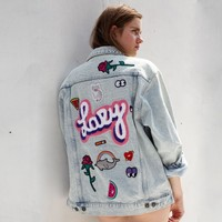 Lazy Oaf My Collection Jacket - Everything - Categories - Womens
