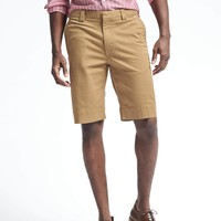 Heritage Side Buckle Short | Banana Republic