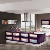 Lacquered kitchen CAMPO 309 by Nobilia-Werke