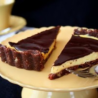 All Day I Dream About Food: Nanaimo Bar Tart (Low Carb)