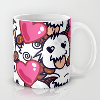 League of Legends Poro Party Mug by SylvieW
