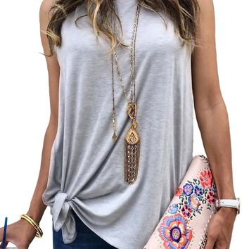 Tayler Knotted Tank