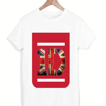 OneDirection logo tshirt for merry christmas and helloween