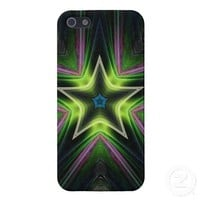 Cosmo Star iPhone 5 Covers from Zazzle.com