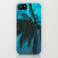Swimming Palm iPhone Case by catspaws   Society6