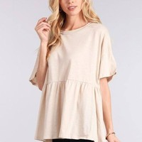 Laurel Basics Peplum