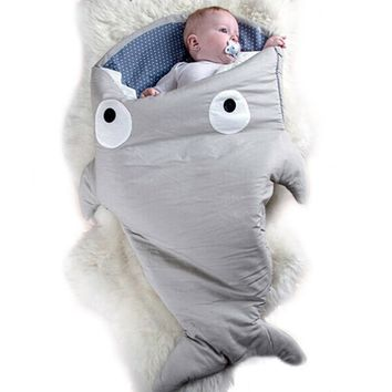 Soft Cotton Baby Sleeping Bag