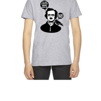 Just a Poe Boy - Youth T-shirt