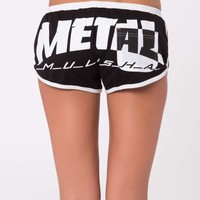 Metal Mulisha DISASTER SHORTS - ONLINE EXCLUSIVE!!
