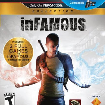 Infamous Collection - Playstation 3 (Very Good)