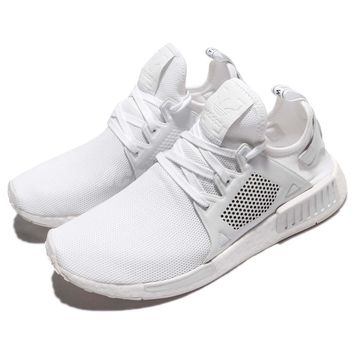 adidas Originals NMD_XR1 Triple White Men Running Shoes Sneakers Trainers BY9922