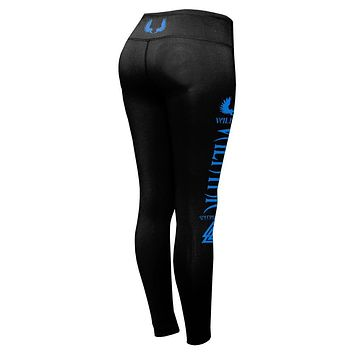Valkyrie Valhalla Special Forces Valknut Odin Womens Performance Leggings