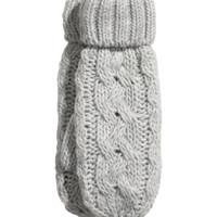 Knit Mittens - from H&M