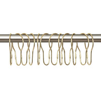 Shower Curtain Rings - Gold-colored - Home All | H&M US
