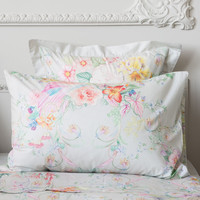 VASE PRINT BED LINEN - This week - New Arrivals | Zara Home United Kingdom