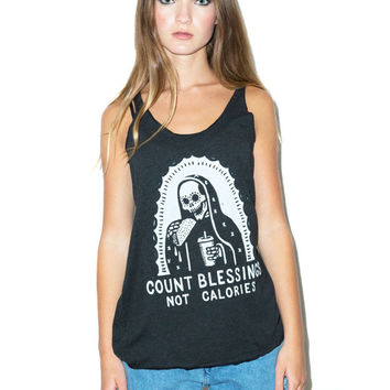 Count Blessings Tank