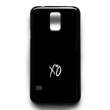 Xo The Weeknd Text Samsung S5 Case