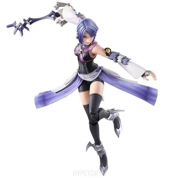 Kingdom Hearts 0.2 Birth by Sleep -A fragmentary passage- Square Enix Play Arts Kai Action Figure : Aqua - HYPETOKYO