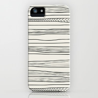 stripes iPhone & iPod Case by spinL