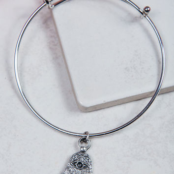 Hamsa Enlightenment Bracelet