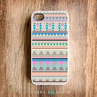 Aztec iPhone Case Aztec iPhone 4 Case iPhone 4S Case Unique iPhone Case Hard Case Abstract iPhone CasesbyCsera