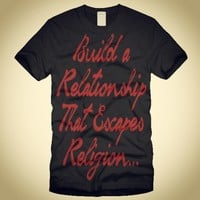 John 5:38-40 And ye have not his word abiding in ... - crossstitchapparel @ Instagram Web Interface - 5th village