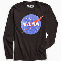 NASA Logo Long Sleeve Tee | Urban Outfitters