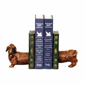Pair of Peppy Bookends