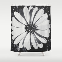 Waiting for the night Shower Curtain by Ia Loredana | Society6