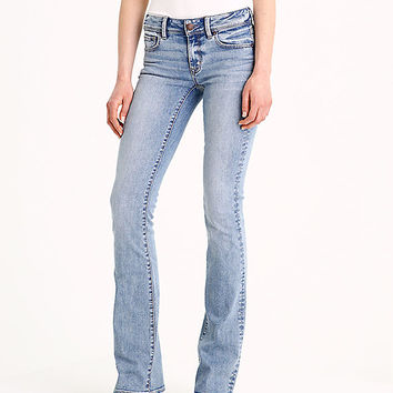 AE Kick Bootcut Jean, Getaway Light