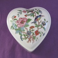 ON SALE was 18.99 Pembroke Heart Trinket Box