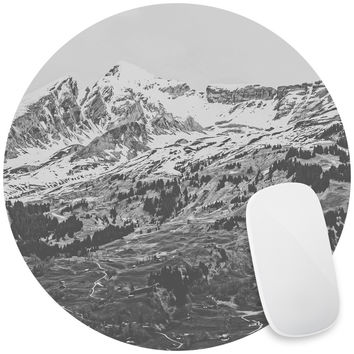 Grindelwald Mouse Pad Decal