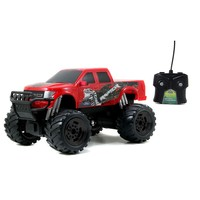 HyperChargers Just Truck Red Ford F-150 SVT Raptor RC Car