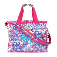 Lilly Pulitzer Insulated Cooler - She She Shell