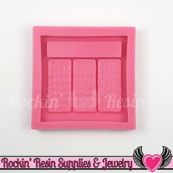 Eyeshadow Makeup Palette SILICONE MOLD, Food Grade